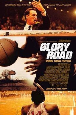 Glory Road' poster